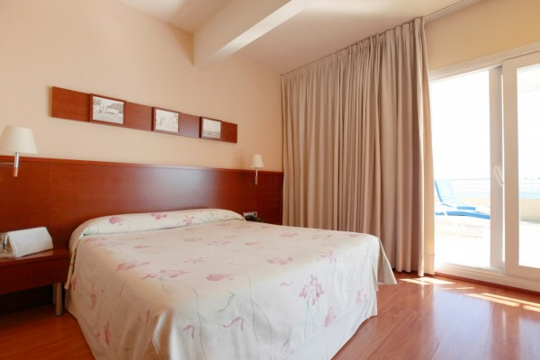 Panoramic Suite double room with Frontal Sea View